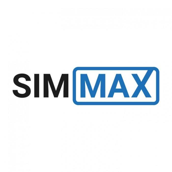 Tvorba firemního loga stavební společnosti SIMMAX