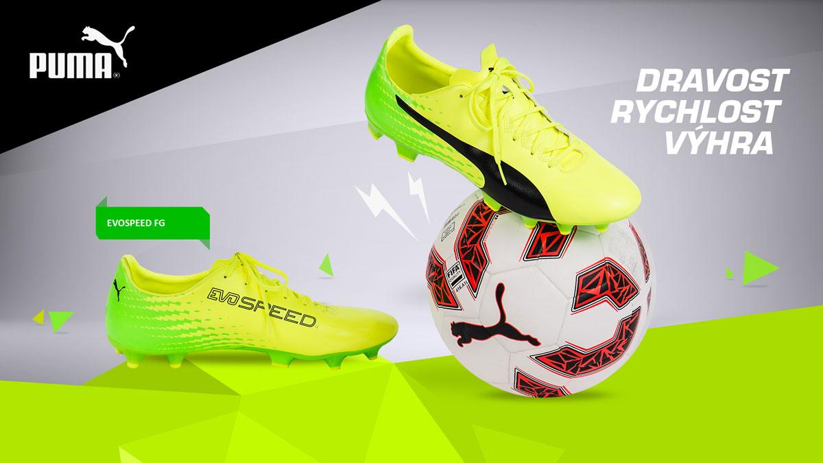 reklamní vizuál fotbal
