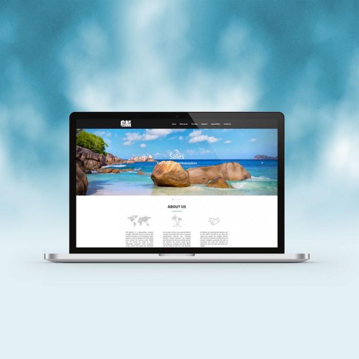 tvorba webu-webdesign-gmselection