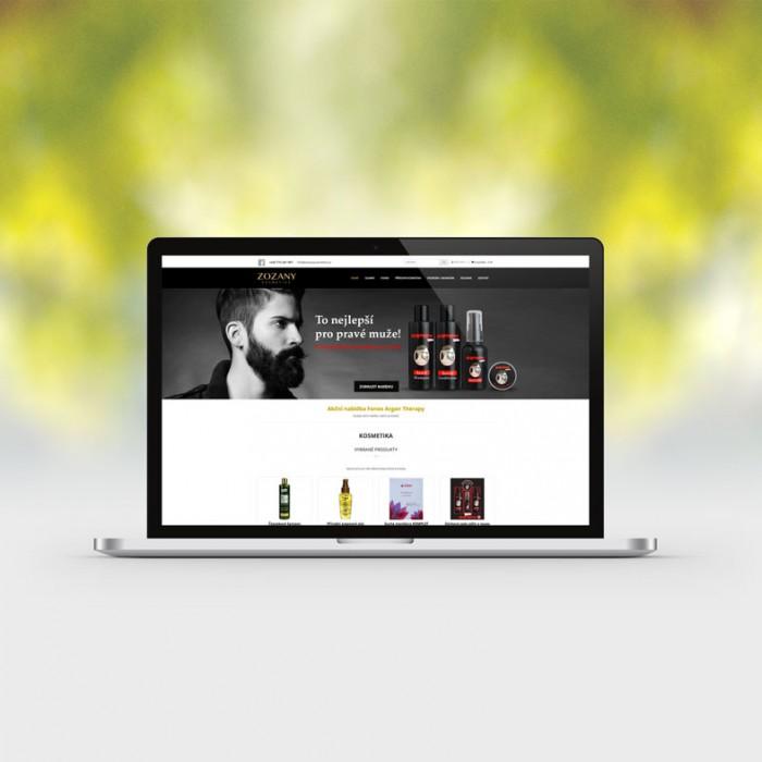 tvorba webu-webdesign-zozanycosmetics