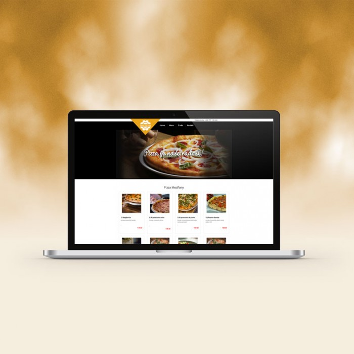 tvorba webu-webdesign-pizzafactory