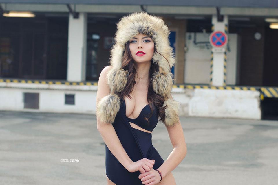 fashion fotografie modelky